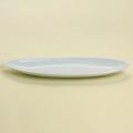 青白磁線彫 楕円皿|陶房青・和食器