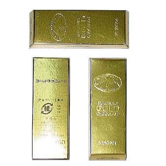 ゴールドチョコ 33入