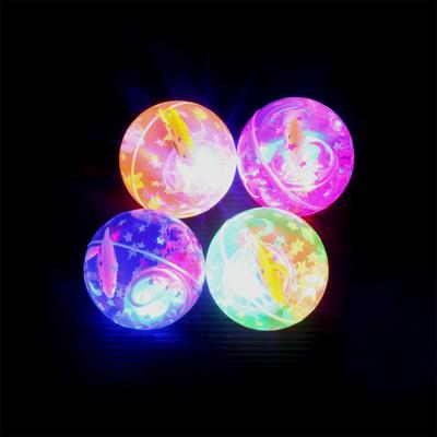 光るアクアリウムボール 12入