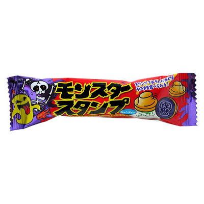 モンスタースタンプ キャンディー 50入