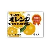 オレンジマーブルガム 36入