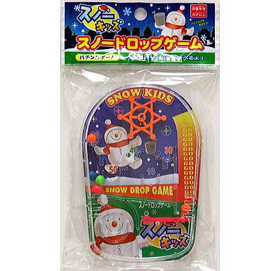 クリスマス スノードロップゲーム 25入