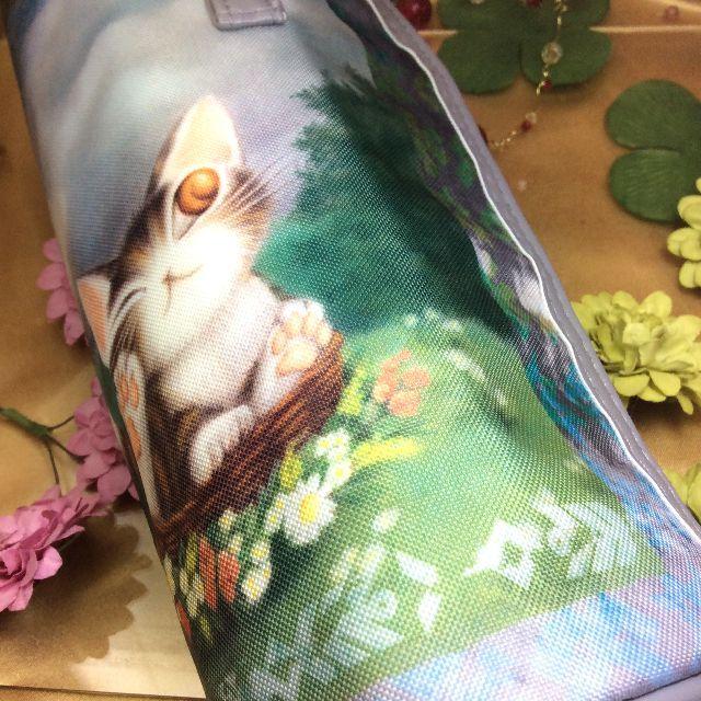 池田あきこ先生のわちふぃーるどダヤンのボトルホルダーバルトBABYの全体の画像