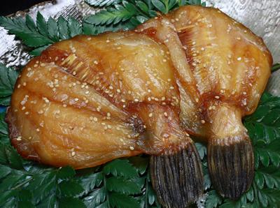 かわはぎ味醂干 干物【相模湾産】
