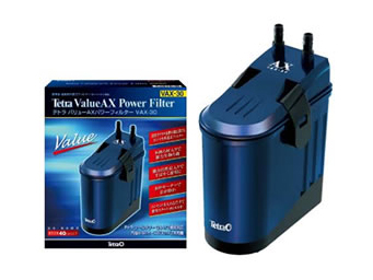 テトラ バリューAXパワーフィルター VAX−30