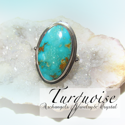天然石 パワーストーン| ターコイズ トルコ石 リング 指輪