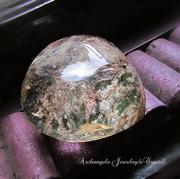 天然石 パワーストーン   ガーデンクォーツ 原石 クリスタル 磨き