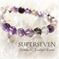 天然石 パワーストーン| スーパーセブン セイクリッドセブン ブレスレット