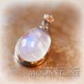 天然石 パワーストーン|  ロイヤルブルームーンストーン Moonstone ペンダント
