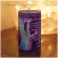 ヒーリング・キャンドル,healing Candle,浄化,Abundance,アバンダンス,豊かさ,ヒーリンググッズ,アーキエンジェルズ,