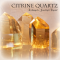 天然石 パワーストーン| シトリンクォーツ ポイント 原石