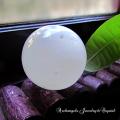 天然石 パワーストーン| セレナイト スフィア 丸玉