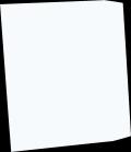 角2 洋形 カマス ターフ ホワイト 120g 100枚 〒枠なし