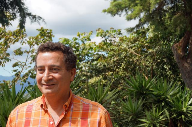 農園主 エルネスト・リマさん