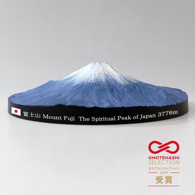 【富士山/登山記念】 平成富嶽三十六景シリーズ 富士山360°立体マップ