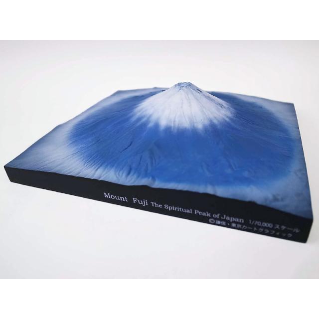 平成富嶽三十六景 第一景 富士山(単体モデル)