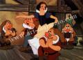 「Snow White with Dwarfs」
