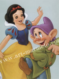 「Snow White and Dopey-A Fairy Tale Celebration」