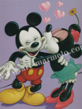 「Mickey and Minnie-Sweet Romance」