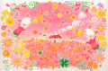 Sakuraの版画「Home Sweet Home」、版画の通販専門店アート・マルメロ