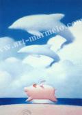 渡辺宏「雲を追いかけて」