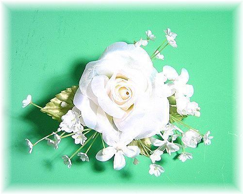 プリンセスのヘッドドレスキット(ホワイト)