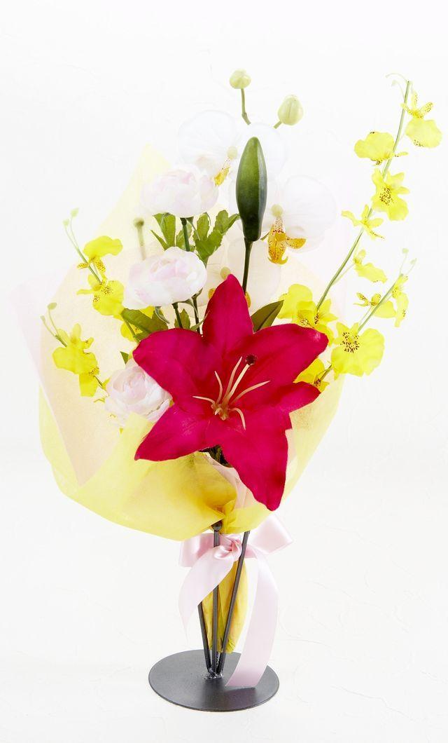 【造花花束】light bouquet -V