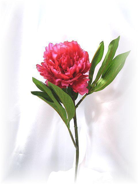 【造花 アートフラワー】シャクヤク(ビューティー)