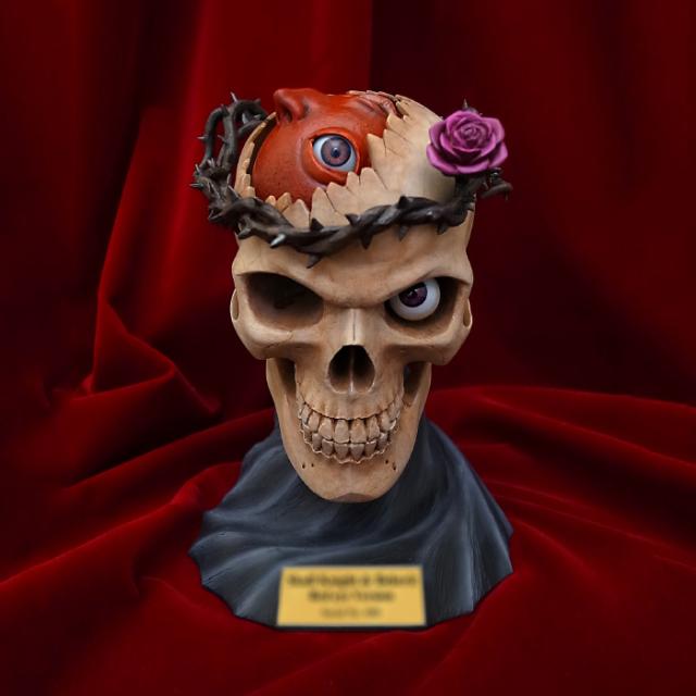 Skull Knight & Beherit ブラウンアイ・バージョン 【限定50体】