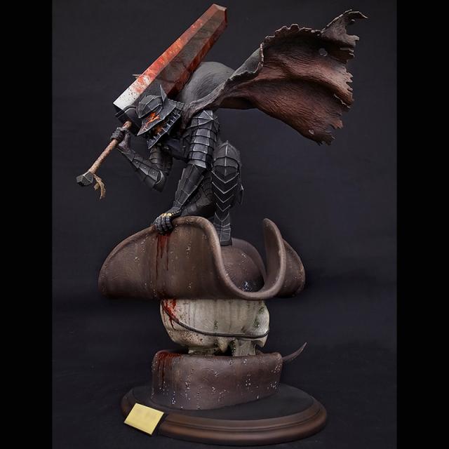 『狂戦士』 触手船 ブラック・バージョンリペイント 【限定3体】※完売