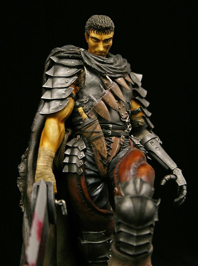 「黒い剣士 ロスト・チルドレンの章」1/6スケール 限定版 ※完売