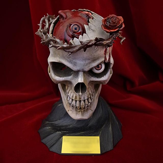 Skull Knight & Beherit 2016Ver リペイント版 【ニューイヤー2017記念・限定5体】※完売
