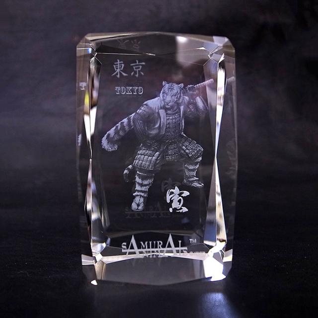 プレミアム クリスタルシリーズ 寅年 -White Tiger-(クリスタル単体)