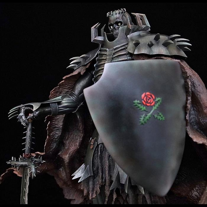 髑髏の騎士2015 限定I クリフォトの住人付き 【ブラッククリスタル・アイ】※1点限り