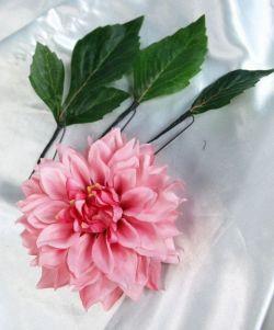 コサージュ&髪飾り(両用タイプ)(グッディーダリア/ピンク)