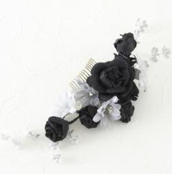 【10周年記念特別SALE価格】和洋・両用髪飾りC