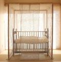 【受注生産】ヘンプの小ぶり蚊帳 〜ベビー/子供のための癒し空間〜