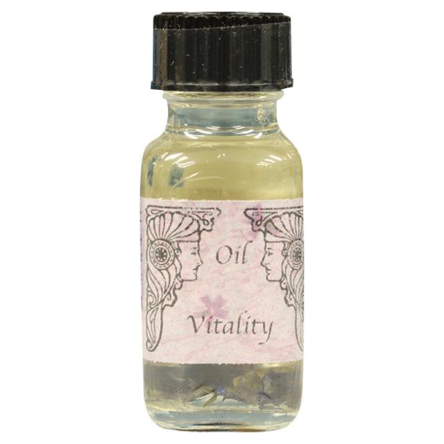 【新発売】[Vitality(バイタリティ)]アンシェントメモリーオイル