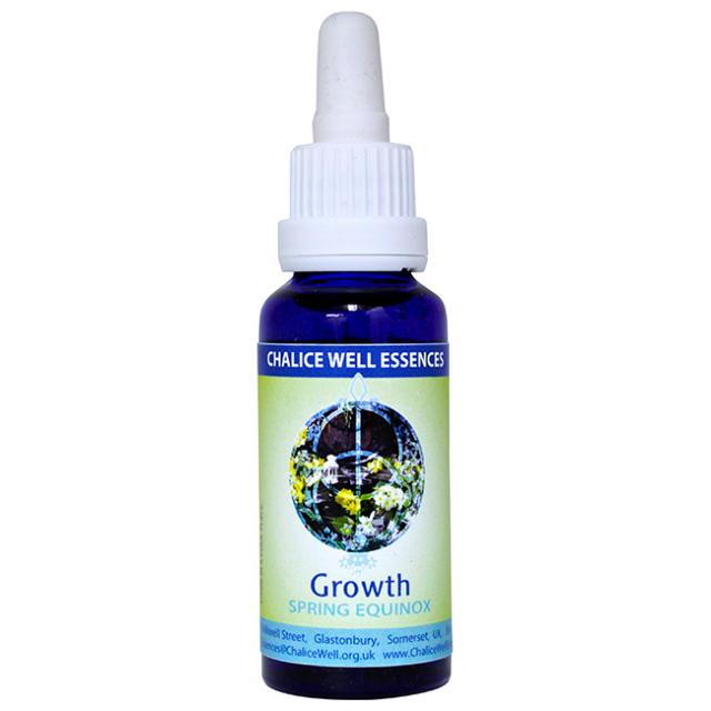 [Growth(成長)/スプリングエキノックス(春分)]チャリスウェルエッセンス/ウィールオブライフエッセンス