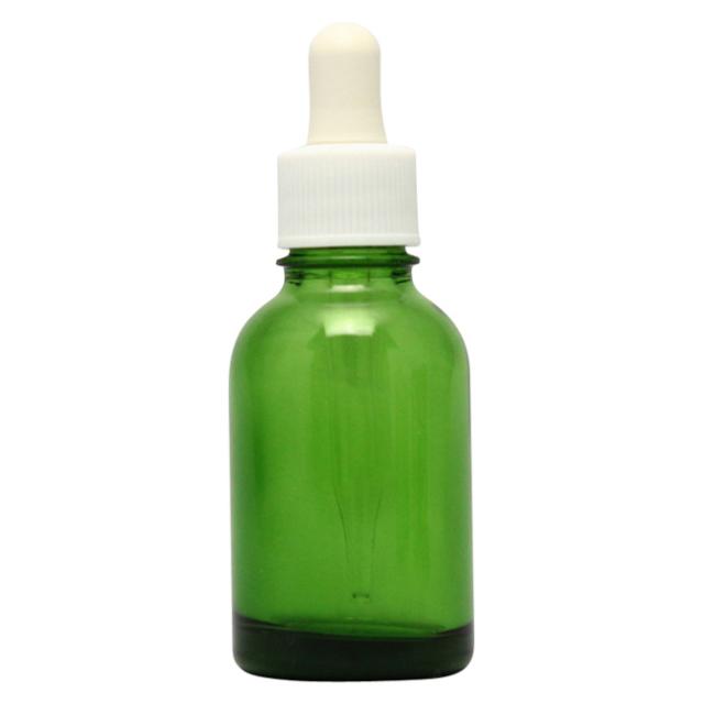 [ドーセージボトル 20ML グリーン(単品)]ドーセージボトルスプレー