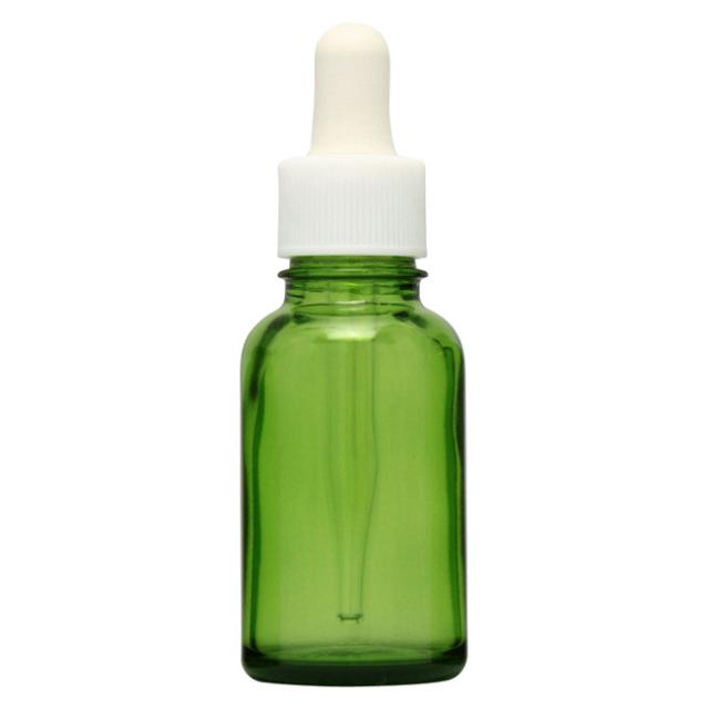 [ドーセージボトル 30ML グリーン12本セット]ドーセージボトルスプレー