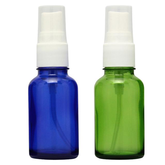 [ドーセージスプレー 30ML MIX(ブルー グリーン)合計12本セット]ドーセージボトルスプレー