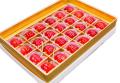 [5月発送]東根産 加温さくらんぼ佐藤錦 チョコ箱入 最高級「特秀品」