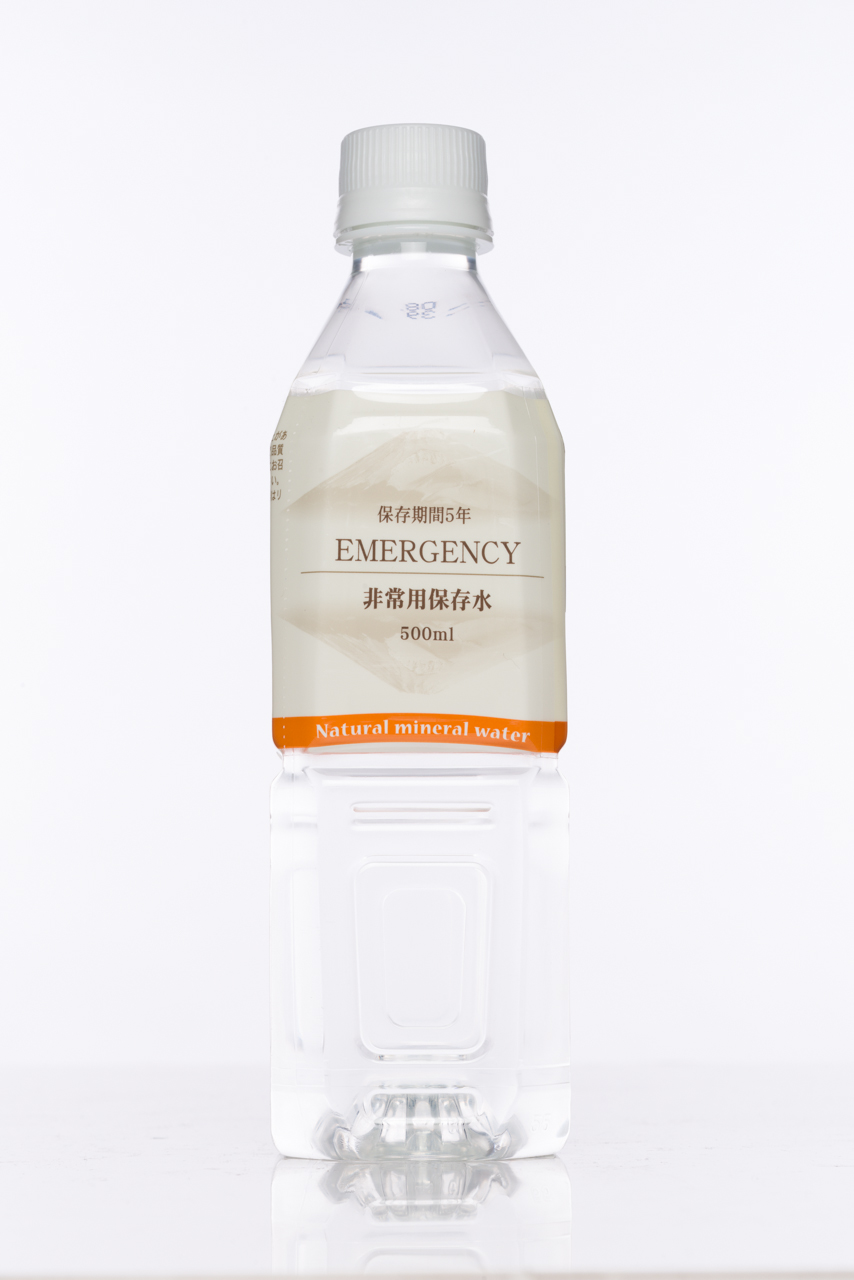 非常用保存水 EMERGENCY 500ml