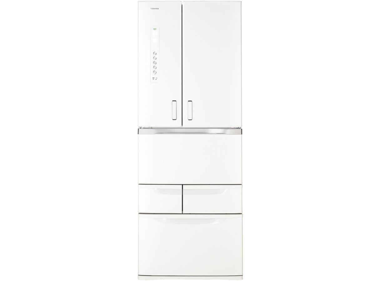 GR-G51FX-WS 東芝 510L 冷凍冷蔵庫
