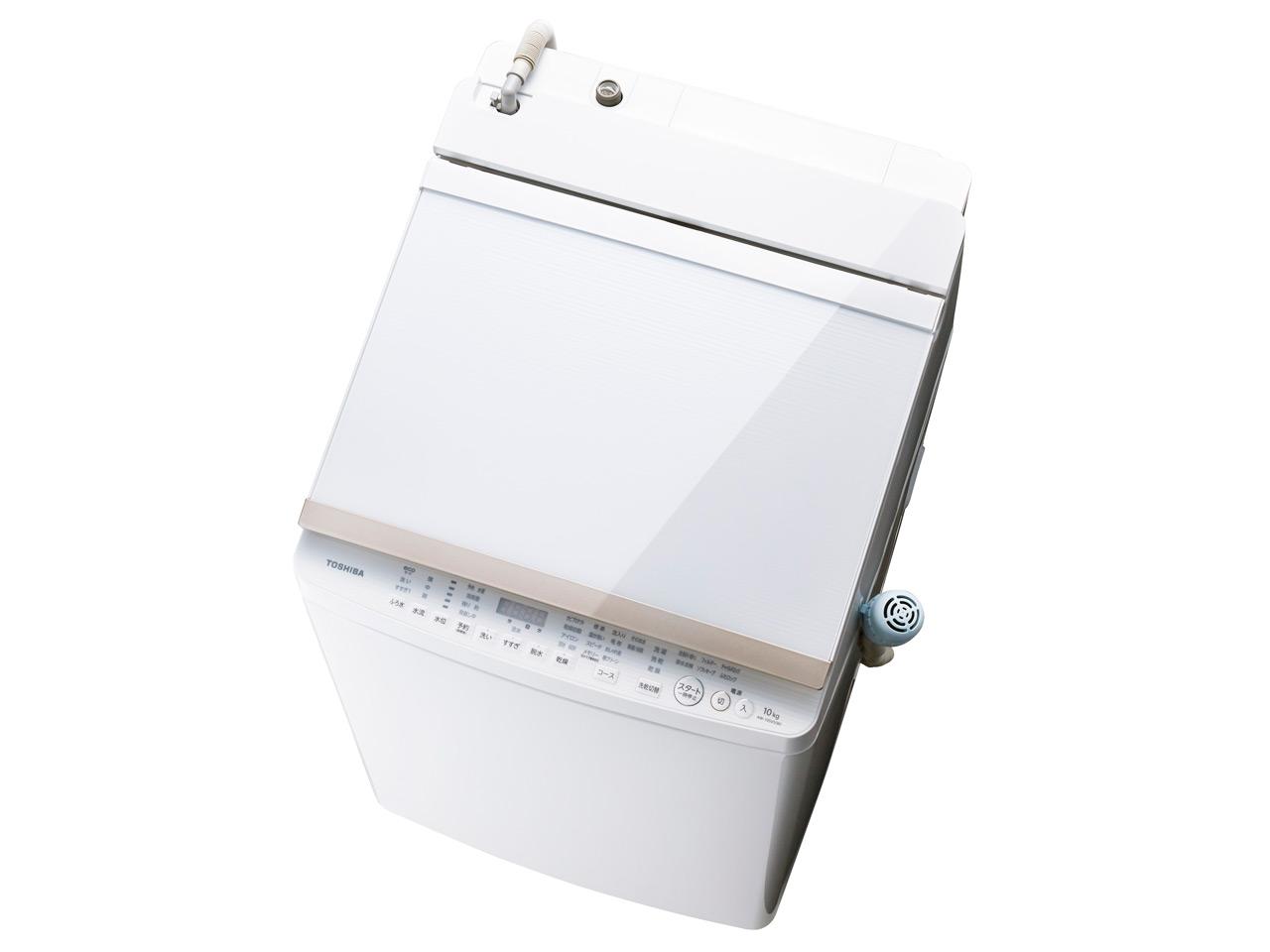 AW-10SV5-W 東芝  乾燥洗濯機