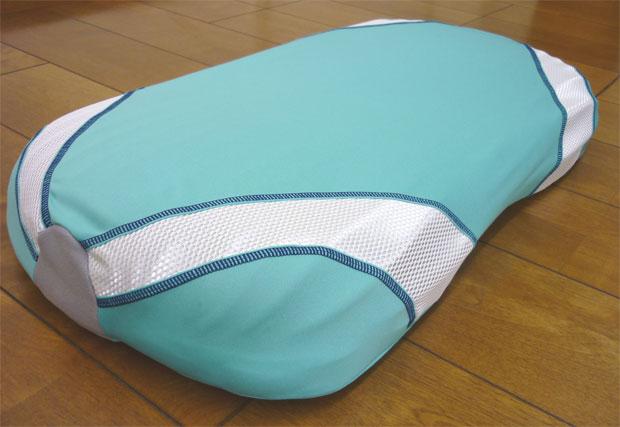 眠りを深化!3次元特殊立体構造コンディショニング・ピロー【SLEEPforWIN】エアー:AIR(西川産業・日本製)