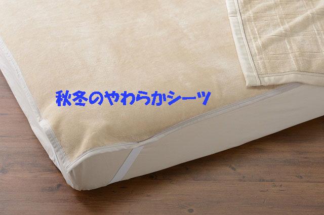 なめらかな肌ざわり&和歌山産シール織で毛玉になりにくい綿100%のやわらかPureシーツ:キングサイズ200×205cm
