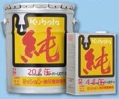 クボタ ミッションオイル 純オイル 20L缶 スーパーUDT-2 農業機械用オイル / 送料無料