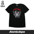 ������̵���ۡ�REBEL8��BORN TO DIE SOFT T����� Ⱦµ �� S/S TEE Black ��٥륨����